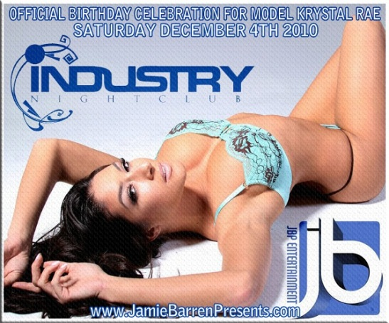 Jamie Barren presents Satrudays at Industry