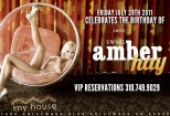 Jamie Barren presents MyHouse Hollywood Fridays