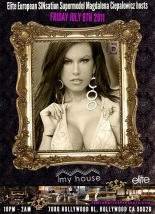 Jamie Barren presents MYhouse Hollywood Fridays.