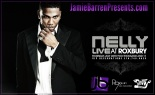 Nelly performing live at Roxbury Hollywood