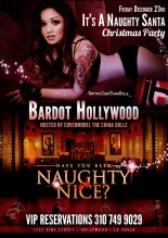 Jamie Barren presents Bardot Hollywood nightclub.