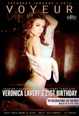Jamie Barren presents Voyeur Hollywood Saturdays.