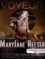 Jamie Barren presents Voyeur LA nightclub Saturdays.