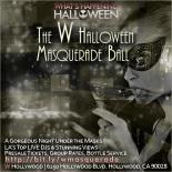 W Hollywood Halloween Oct 31st