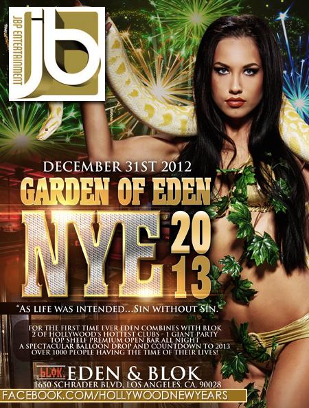 """Eden Blok New Years Eve 2013"""