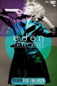 Eden Hollywood Friday July 12th 2013