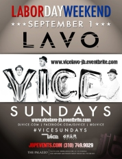 """Vegas Labor Day Weekend with Dj Vice"""