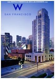 """""""W San Francisco Hotel"""""""