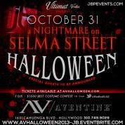 """AVnightclub Hollywood Halloween"""