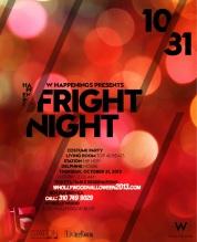 """Haunted W Hollywood Halloween 2013 October 31"""