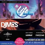 """Playhouse Nightclub Hollywood Fridays 2013 December 27 flyer image"""