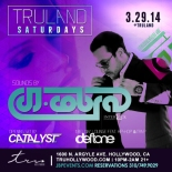 """Tru Hollywood Saturdays DJ Cobra 640x640"""