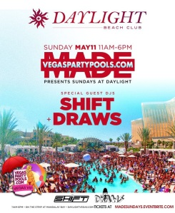 """MADE Sundays Daylight Vegas"""