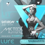 """Lure Hollywood Fridays 2014 July 19"""