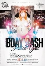 """Playhouse Nightclub Jessica Ryan ATMLA Birthday Celebration"""
