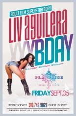 """Playhouse Nightclub Liv Aguilera ATMLA Birthday Celebration"""