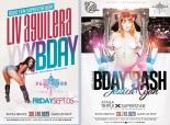 """Adult Stars Jessica Ryan and Liv Aguilera Birthdays"""