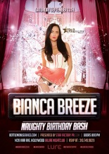 """Lure Nightclub, Bianca Breeze Birthday"""