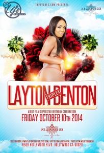 """Adult Star Layton Benton Birthday Playhouse"""