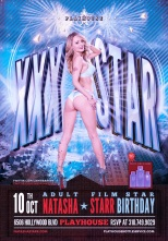 """Natasha Starr Adult Starr Birthday at Playhouse"""