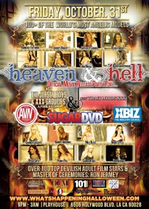 """Heaven Hell Halloween 2014 Playhouse Nightclub"""