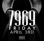 DBA Nightclub Fridays - West Hollywood