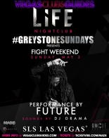 Future Performs Fight Weekend 2015