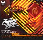 Lure Nightclub Saturday May 9th