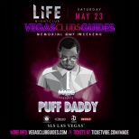 Diddy Hosts Memorial Day Weekend 2015