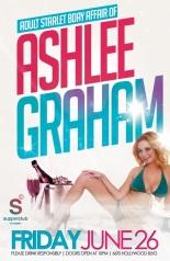 Ashlee Graham Birthday Hollywood Supperclub