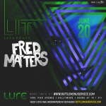 Lure Saturdays 2015 June20