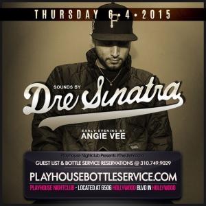 Playhouse Nightclub Thursday 2015 June 4