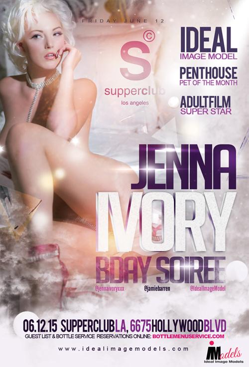 Pornostar Jenna Ivory