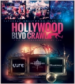 Club Crawl Hollywood Saturday