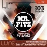 Lure Nightclub October 3rd