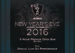 1 Oak LA New Years Party