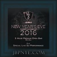 1 Oak LA New Years Party