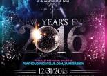 Playhouse Nightclub New Years Open Bar 2016