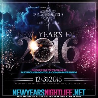 Playhouse Nightclub New Years Open Bar 2016