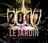 Le Jardin LA 2017