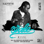 Wale Album Release Party 2016 Ohm Nightclub