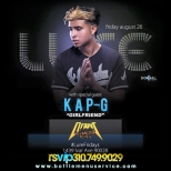 Kap G Performing Live LureFridays