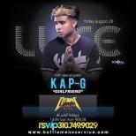 Kap G Performing Live LureFridays