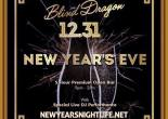 Blind Dragon NYE New Years Party