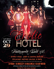 Erotic Hotel Halloween Ball SF