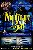 San Francisco Halloween Nightmare on Bay