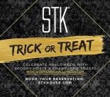 STK W Los Angeles Halloween 2016