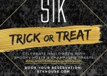 STK W Los Angeles Halloween 2016