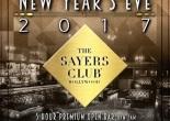 Sayers Club New Years