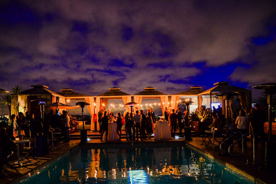 Above Sixty Beverly Hills Rooftop Party
